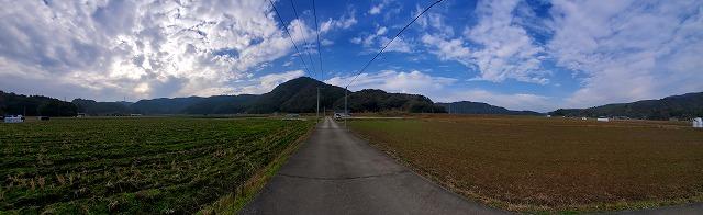 磯田農園 パノラマ 熊本県天草市 磯田農園